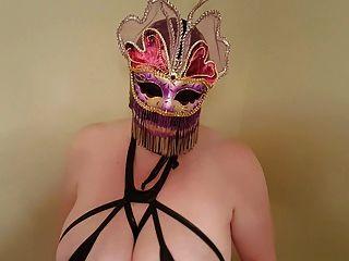 वेश्या lateshay मार्डी gra मुखौटा संगठन
