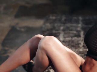 लिंडसे pelas हमें उसे दिव्य शरीर और स्तन से पता चलता 32ddd