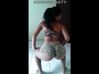 मोटी ब्राजील twerking