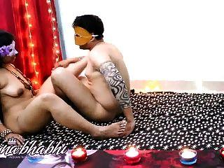 भारतीय मोना भाभी कट्टर सेक्स दीवाली