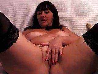 परिपक्व महिलाओं masturber