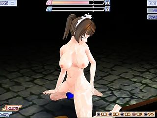 haremmate 3 डी एनिमेशन (gameplay)