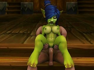 insignious - Warcraft - में टसेपेल्लिन एक सवारी