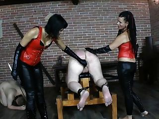 2 mistresses 2 गुलाम 2 चाबुक