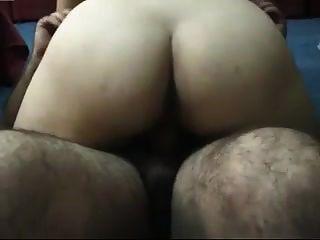 पाकिस्तानी चाची नोरीन उसके प्रेमी द्वारा गड़बड़