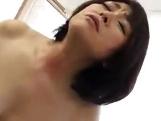 जापानी मोटा परिपक्व Creampie Sayo Akagi 51years