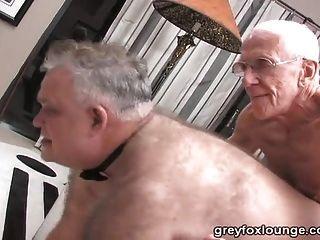 दो पुराने लोग और एक रजत पिताजी