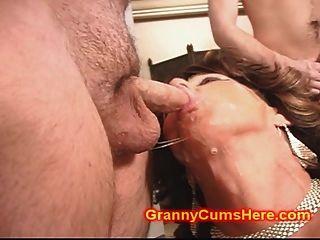 दादी कुल शुक्राणु वेश्या है