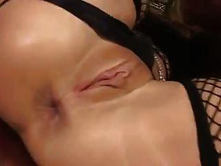 गोरा milf विशाल dildo गुदा