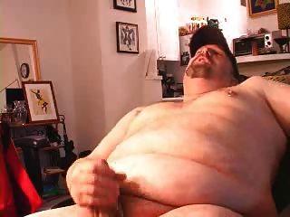 मोटा भालू पिताजी बंद मरोड़ते