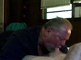 चूब पिताजी बेकार है और निगल