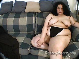 वेरोनिका eves बीबीडब्ल्यू बड़े स्तन एक वसा लैटिना विंटेज शौकिया एकल