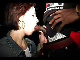 सड़कों पर शौकिया बीबीसी शिकार पत्नी