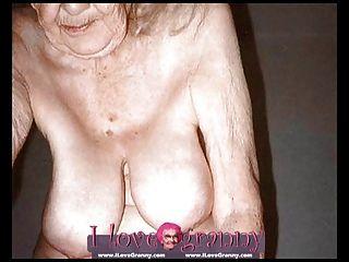 ilovegranny द्वारा फोटो के बड़े संग्रह में सेक्सी grannies