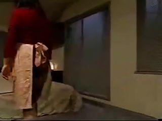 परिपक्व जापानी माँ और बेटे को नहीं hotmoza
