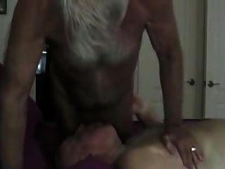 2 सींग grandpas 69 और लेस्बियन करना