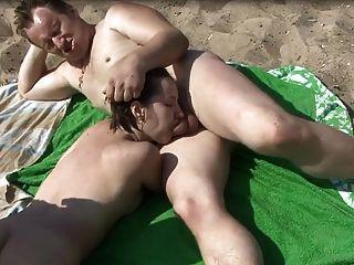 समुद्र तट त्रिगुट मज़ा