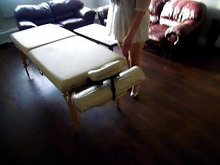 मुझे तुम मेरी जगह और नए मालिश की मेज प्रिय दिखाते हैं :)