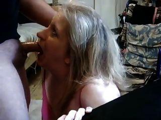 परिपक्व पत्नी सिर दे