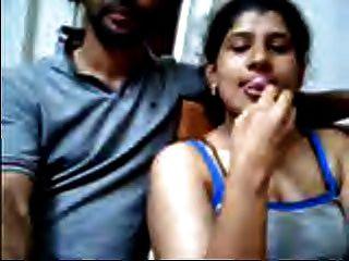 अजय और रवीना भारतीय वेब कैमरा जोड़े