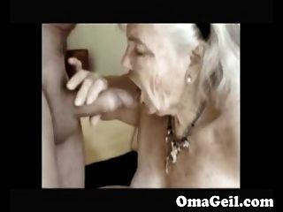 डिक कट्टर चूसने सींग का बना पुराने महिलाओं