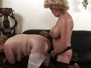 हंगरी समलैंगिक grannies