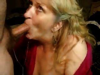 परिपक्व पत्नी गहरी blowjob
