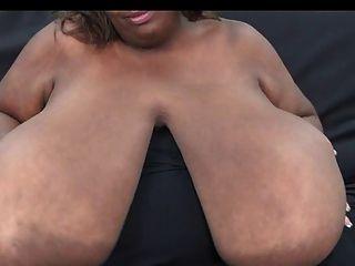 ब्लैक दानव स्तन part.1