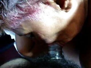 स्तन पर cocksucking दादी सह
