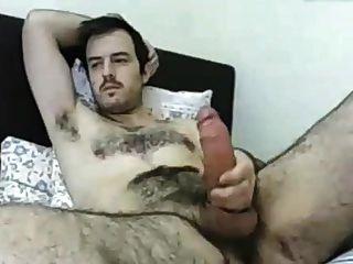Str8 कामुक पिताजी बिस्तर पर