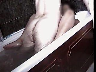 स्नान में सेक्स