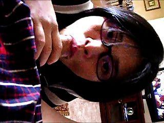 चीनी लड़की blowjob और rimjob सममूल्य