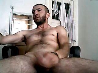हस्तमैथुन तुर्की-तुर्की हंक Servet एक बड़ी मुश्किल डिक है