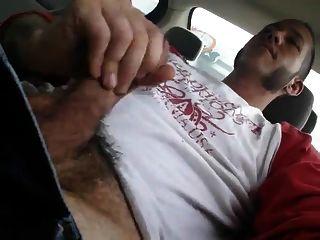 Str8 आदमी कार झटका