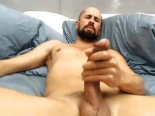 बिस्तर पर Str8 बिग डैडी