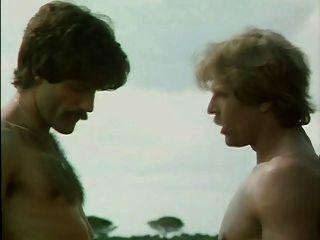 sexurlaub पुर 1980 (त्रिगुट MFM दृश्य)
