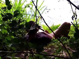 झील में Str8 जासूस लड़के स्ट्रोक
