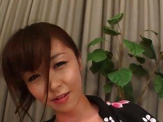 एशियाई गुदा dildo हस्तमैथुन और अविश्वसनीय धार