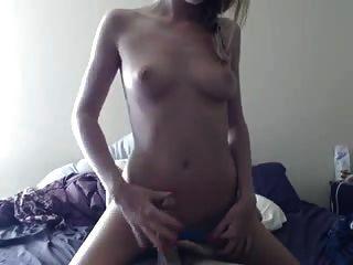 सेक्सी गोरा शौकिया
