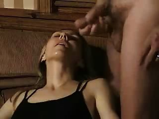 cocksucking आवारा लड़की और cumsluts
