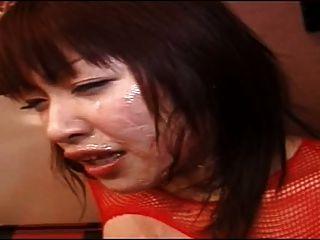 जापानी अपमान सार्वजनिक चेहरे सह पैदल 2