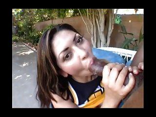 अच्छा लैटिना जयजयकार बेबे वैनेसा