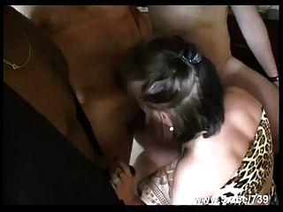 लोला एक फ्रेंच बीबीडब्ल्यू गुदा fucked