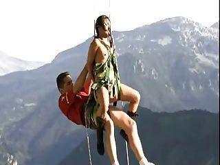 मैं एक समर्थक पर्वतारोही होने के लिए प्यार करता हूँ