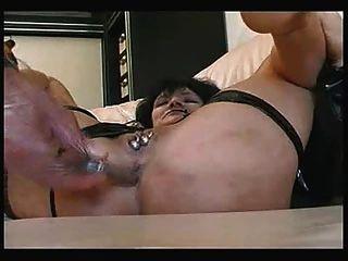 मेरी फूहड़ पुरानी पत्नी के साथ गरम खेल