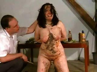 मैं अजनबी द्वारा इस्तेमाल किया मेरी विनम्र परिपक्व वेश्या फिल्माया
