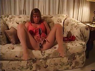 लड़की pantyhose 004 में masturbates