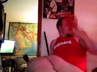 कॉलेज फुटबॉल खिलाड़ी चूसा और कुतिया चिड़चिड़ाहट