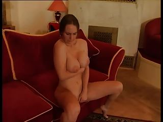 सुंदर boobed lucie buttfucked