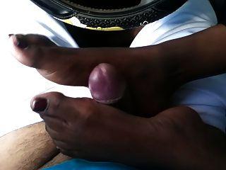भारतीय पैर बुत सेक्सी पैर, तलवों और पैर की उंगलियों मेरे मुर्गा रगड़
